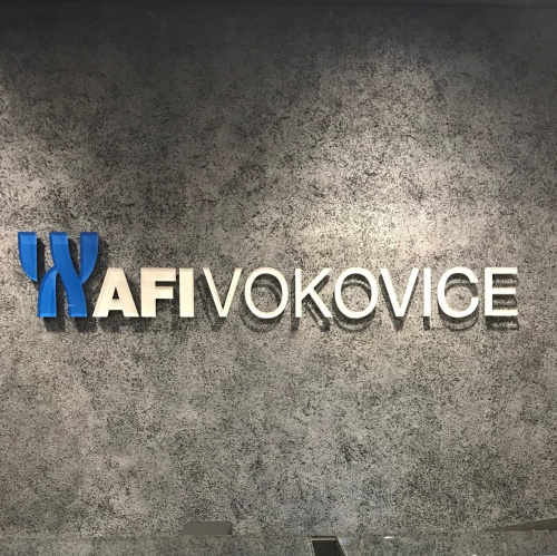 Image: AFI Vokovice has opened to its tenants